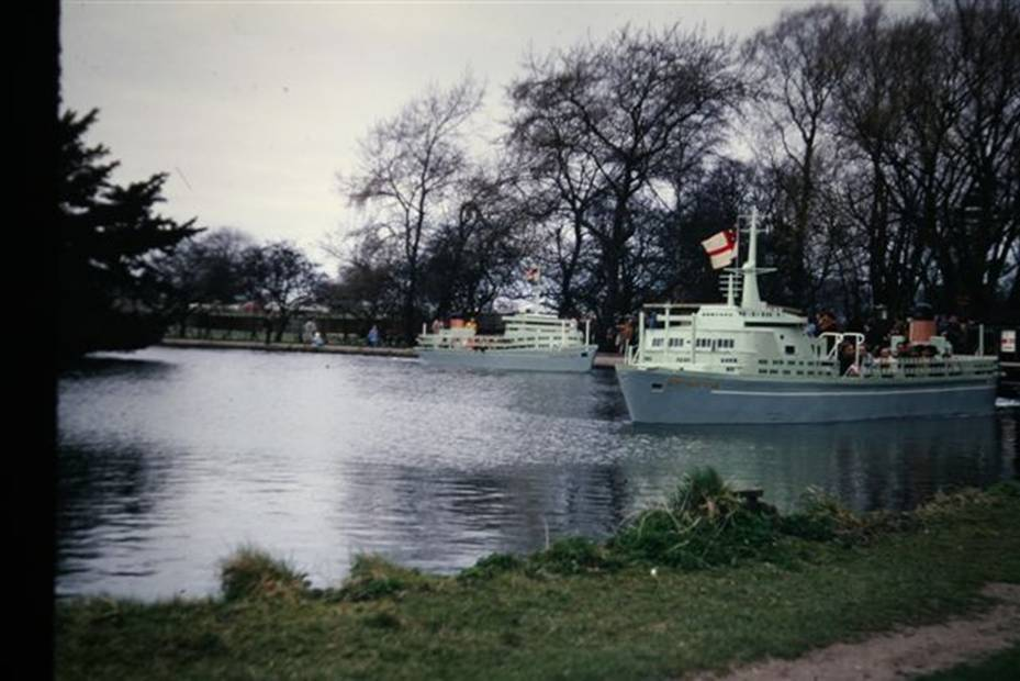 The two liners at Stapleford